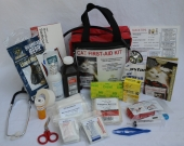 Cat First Aid Kit